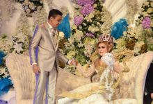 Arabia and India Wedding by Aeterna Event Organizer