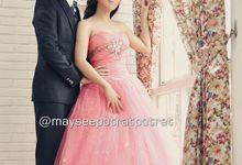Vivi & Asen Prewedding by Maysee Potrat Potret