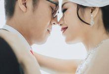 Wedding Cahyadi & Sylvia by AngelineThresdy Makeup Artist