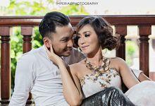 Nerra + Faiz Prewedding Photos by Imperial Photography Jakarta