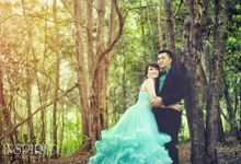 Kinki & ester PreWedding PhotoShot by INSPIRED PHOTOGRAPHY