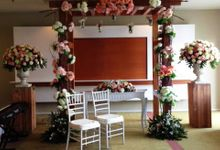 My Sweet Backyard by Orchid Florist and Decoration