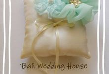 Ring Pillow - Ring Cushion by Bali Wedding House