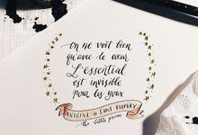 Modern Calligraphy by The Articulate