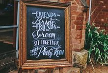 Andrew and Sarah's Wedding - Toodyay, Western Australia by The Articulate