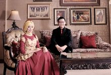 Aini & Lintang by View Art Photography