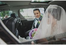 Agust + Valent wedding day by Miracle Photography