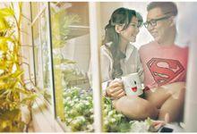 prewedding Katherin & Yonas by THE HOUSE STUDIO