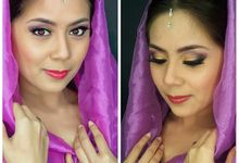 Bridal Makeup by Makeup by Lavina