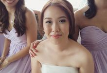 Bridal and shoot Makeup & Hair by My Cherry Style