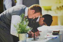 Ryan Pradmadhani & Ajat Hong Wedding by Dekor Indonesia