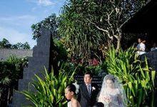 Rudy & Yosephine by Bali Wedding Palace