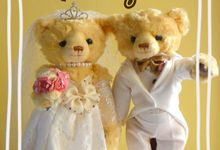 Wedding Doll - Ready Stock by Bali Wedding House