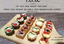 Always room for a little 'FUN' by Luxe Catering