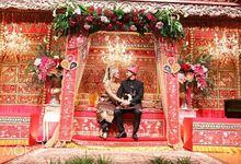 The Wedding of Nabila & Andra by MORS Wedding