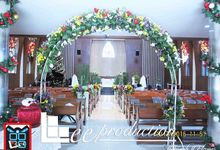 Fresh Green Holy Matrimony by Lee Production