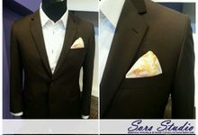 I want to wear my custom Brown 2pc suit by SorsStudio - Bespoke Apparels & Image Consultation Services