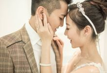 Sweet Couple by Vanness Ong Photography