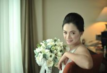 Doi and Mai Wedding by Melody Tinoy Makeup Artist