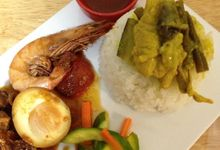 Indonesian food by La petite miam