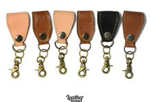 Leather Keychain by Leatherland