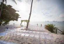 Jessica and Dean wedding by BLISS Events & Weddings Thailand