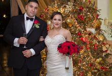 Denise & Fernando Wedding by Seven Arts & Productions
