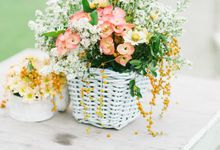 serene and calvin by Harperco Events