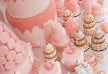 Grand Budapest Hotel themed by Cake Et Cetera