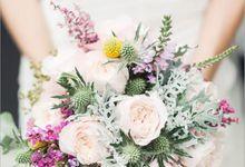 SPELLBOUND WEDDING BOUQUET by Spellbound Weddings