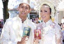 Fitri - Irfan by MyDiamonds Wedding