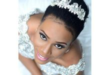 Wedding gowns by De Empress Bridals