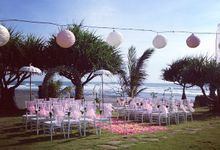 TED & NILO WEDDING by Pondok Pitaya: Hotel, Surfing and Yoga