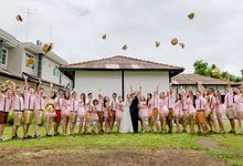 Actual Wedding Day by Nic Chung Photography