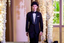 Vintage Chic Wedding Showcase by PIMABS Bespoke Menswear