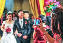 the wedding by La Rose Organizer