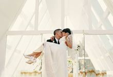 BANDUNG | Real Wedding | Olivia Latuputty + Matias Ibo | by YSD by YSD Photography