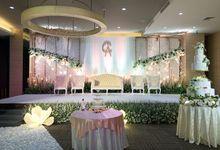 Wedding Adisena & Cynthia, 08 Februari 2020 by Kirana Two Function Hall