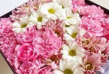 Flower Box by LABUSHKY Bouquet