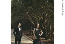 Black Couture Mermaid Gown available for rent by MyWeddingBudgeting Prewed Gowns & New Custom-made Gowns for Rent