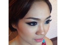 Wedding makeup by Adeline by Adeline Wijaya Makeup Artist