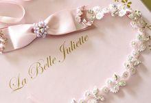 Headpieces by La Belle Juliette