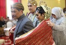 Puri & Lita by One Heart Wedding
