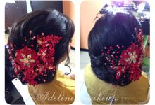 Hairdo by adeline wijaya by Adeline Wijaya Makeup Artist