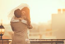 Studio Maiden by Studio Wonkyu + Korea Pre Wedding