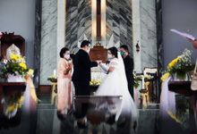 The Moment in Wedding of Handoko & Novi by Retro Photography & Videography