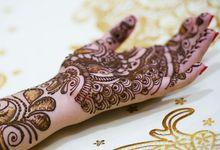 Bridal Henna - Arabic by Nakreze Mehndi