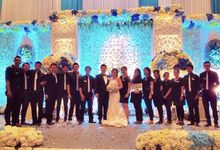 Hendra and Shirley Wedding by Magnifica Organizer
