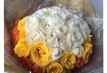 Flowers Bouquet by Aileyflowers
