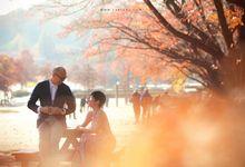 Jeju Engagement Portrait of Steve + Chloe by Perhapslifemoments by Kurt Ahs